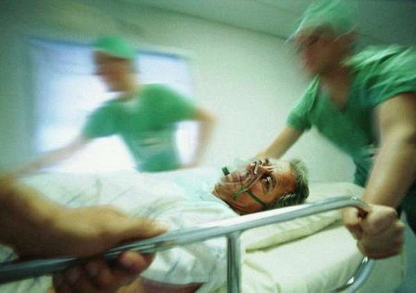 Симптомы перед смертью при острой сердечной недостаточности