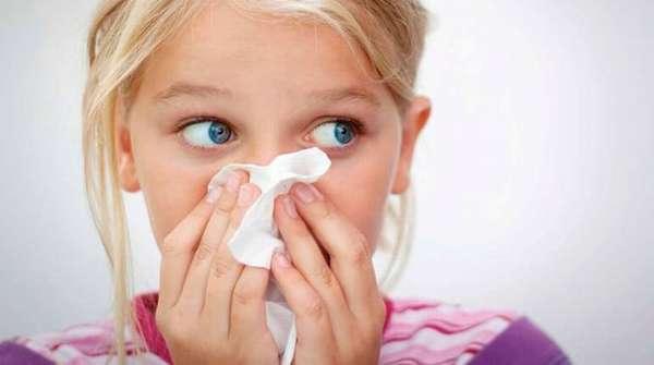 Лечение заложенности носа у детей