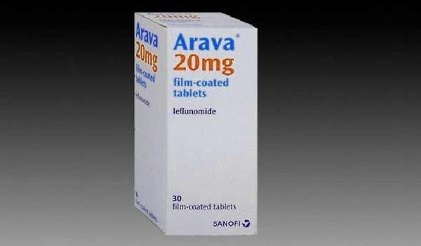 препараты при ревматоидном артрите