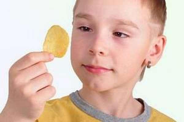Отравление детей чипасми