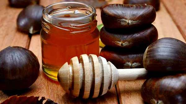 Каштаны и мед