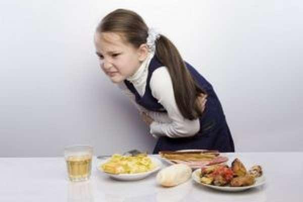 Что едят дети