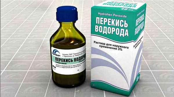Аптечная перекись водорода