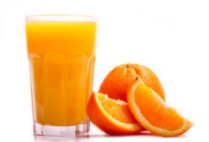Апельсиновый сок может вызвать аллергию