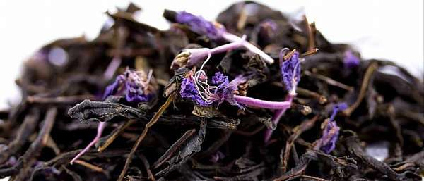 Сушеный копорский чай
