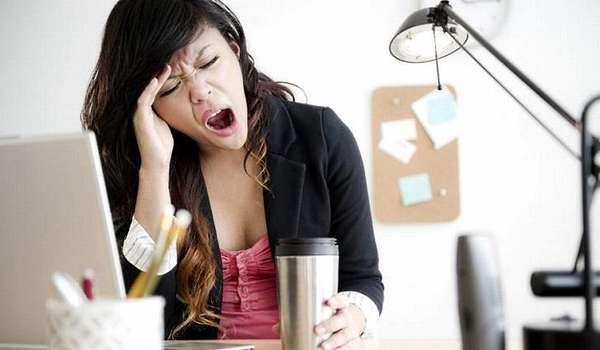Причины хронического недосыпа