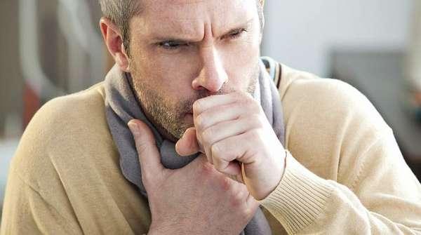 Влажный кашель у мужчин