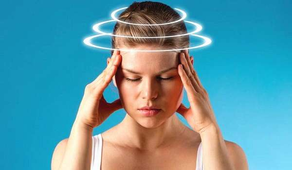 Симптомы, сопровождающие головокружение