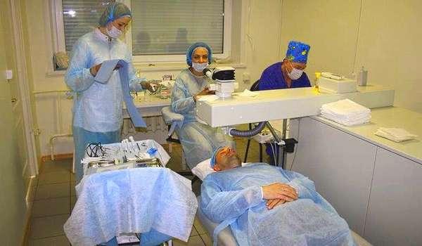 Как вылечить близорукость лазерной хирургией глаза
