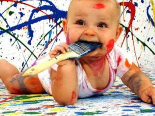 Отравление краской: как случается, виды и лечение