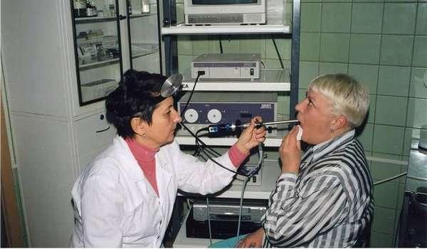Диагностика - ларингостробоскопия