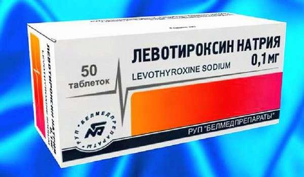 Лечение гипотиреоза щитовидной железы