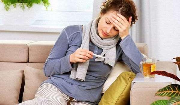 Причины развития воспаления легких