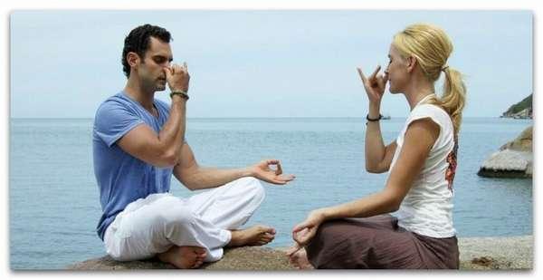 Йога - правильное дыхание