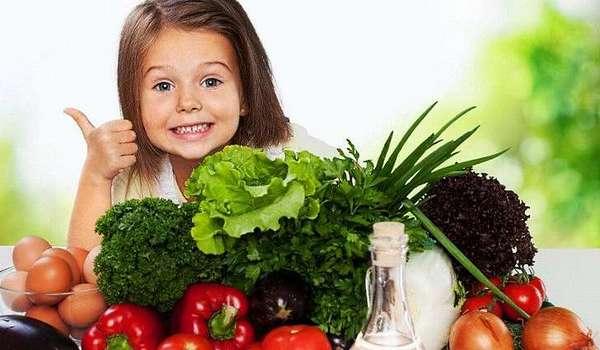 Что такое здоровое питание
