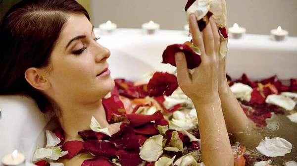 Лечение розами