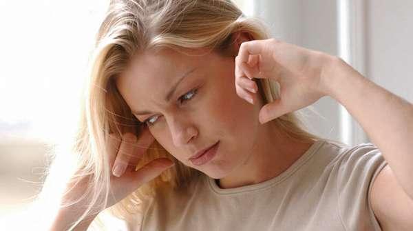 Лечение боли в ушах у взрослых