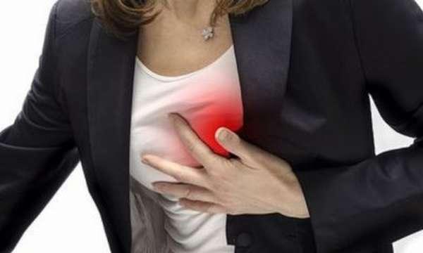 Почему может болеть сердце после еды: причины и их устранение