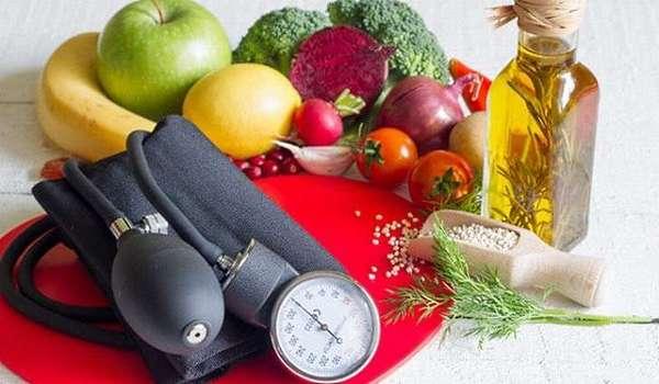 Лечебное питание при гипертонической болезни