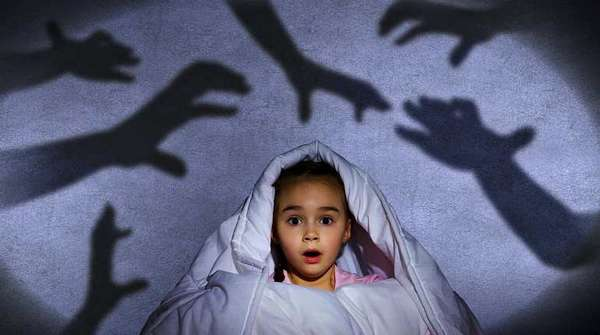 Фобия у ребенка