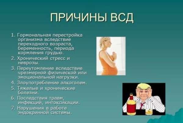 Описание ВСД гипотонического типа. По каким симптомам можно определить данное заболевание?