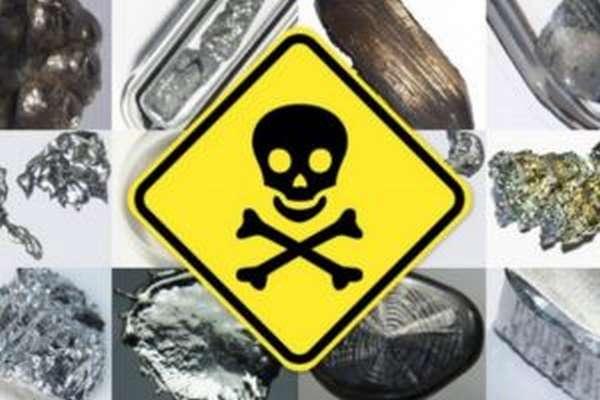 Симптомы и первая помощь при отравлении тяжелыми металлами
