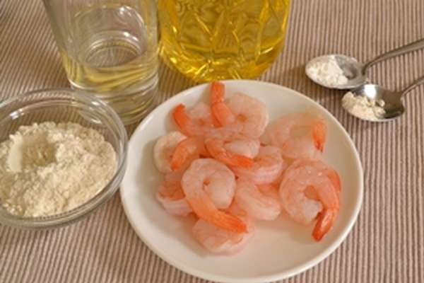 Правильные рецепты приготовления креветок