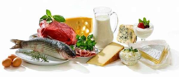 продукты с высоким содержанием насыщенных жиров
