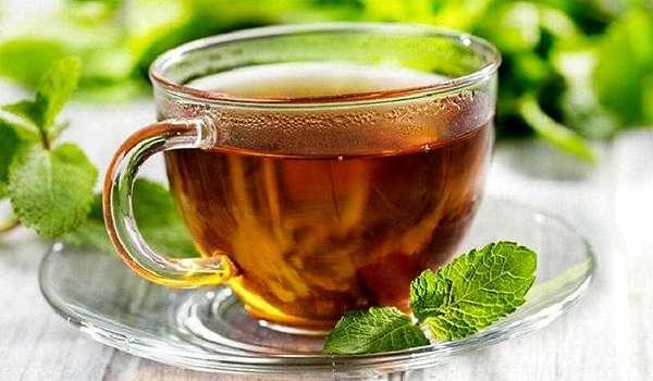 Способ приготовления мятного чая