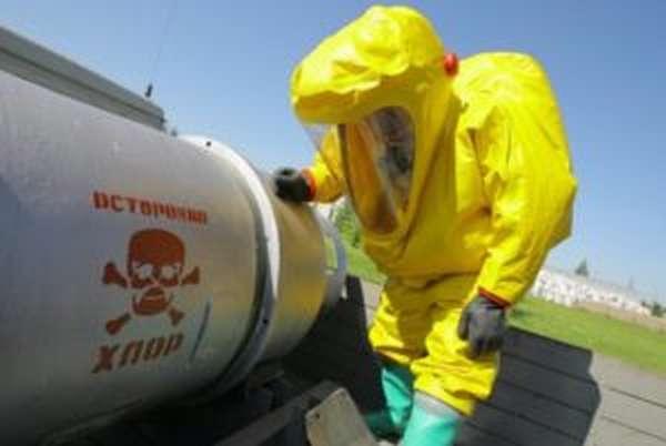 Чем грозит отравление хлором?