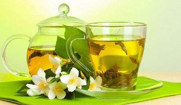Другие рекомендации - зеленый чай