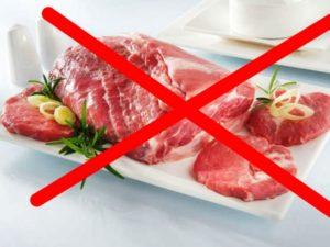 Отравление мясом: симптомы и признаки