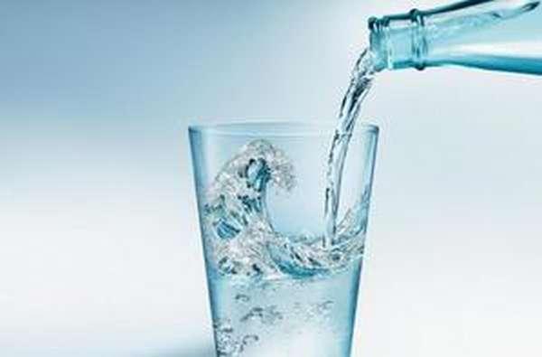 Вода при отравлении