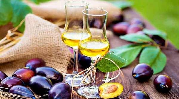 Вино терновое