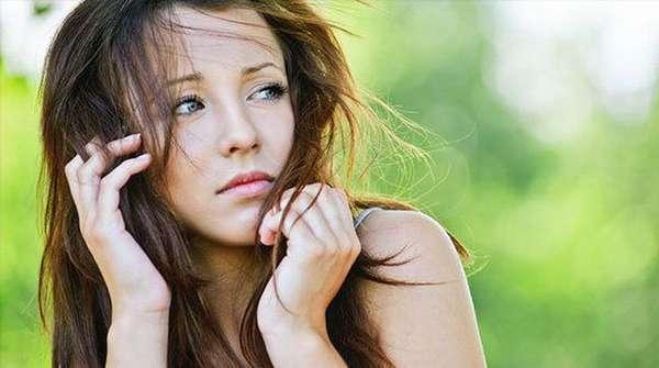 Депрессивное состояние у женщины