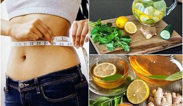 Лимоны уменьшают массу тела