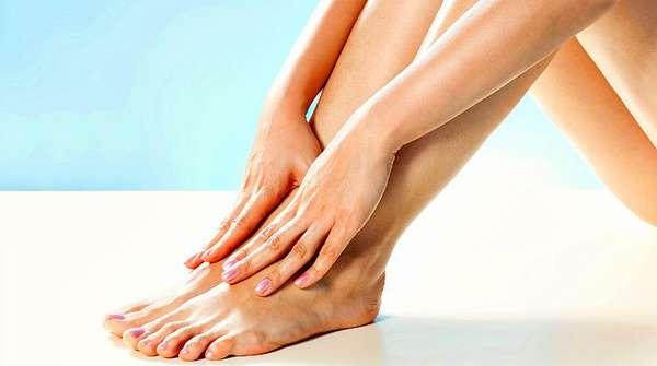 Здоровые ноги и руки