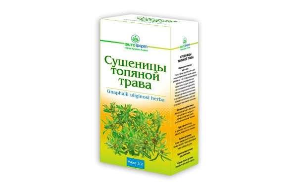 Применение сушеницы топяной