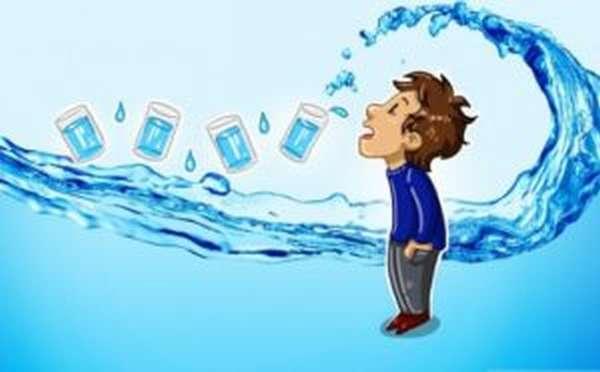 Нельзя пить морскую воду