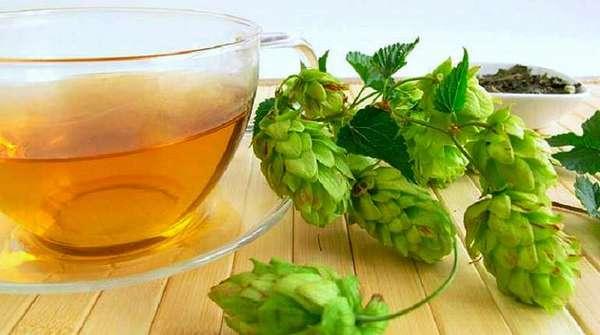 чай от заложенности носа