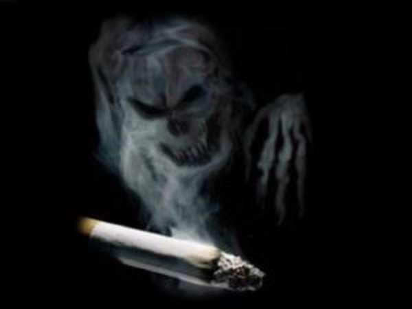 Отравление никотином — чума XXI века