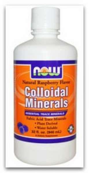 Коллоидные минералы