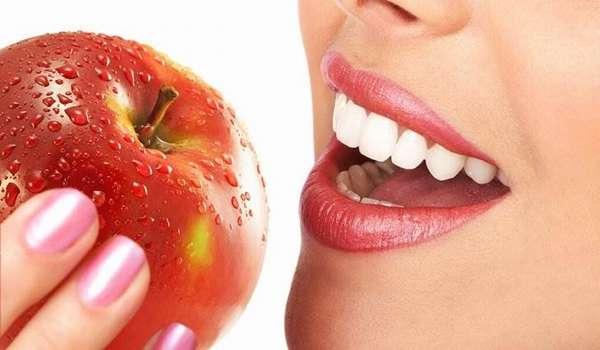 Поддерживают здоровые зубы
