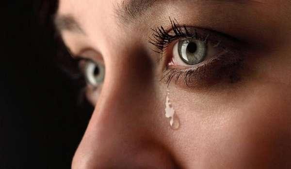 Симптомы при слезотечении