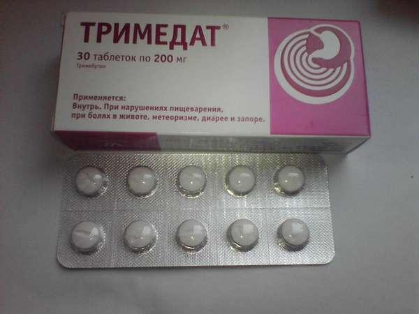 Симптомы передозировки тримедатом