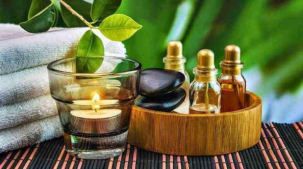 Лечение эфирным камфорным маслом