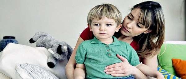 Ребенок с мамой