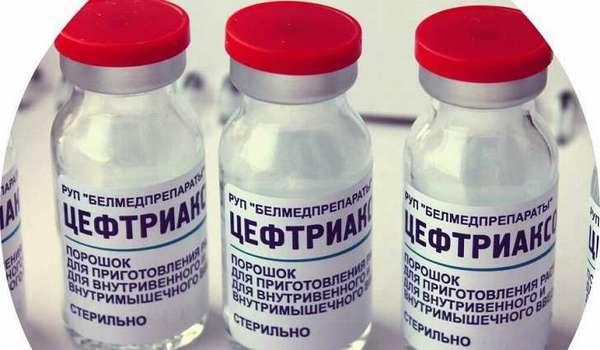 Антибиотик при ангине