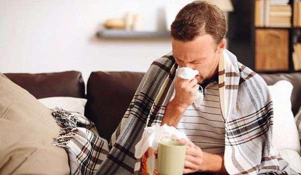 Цинком лечат простуду