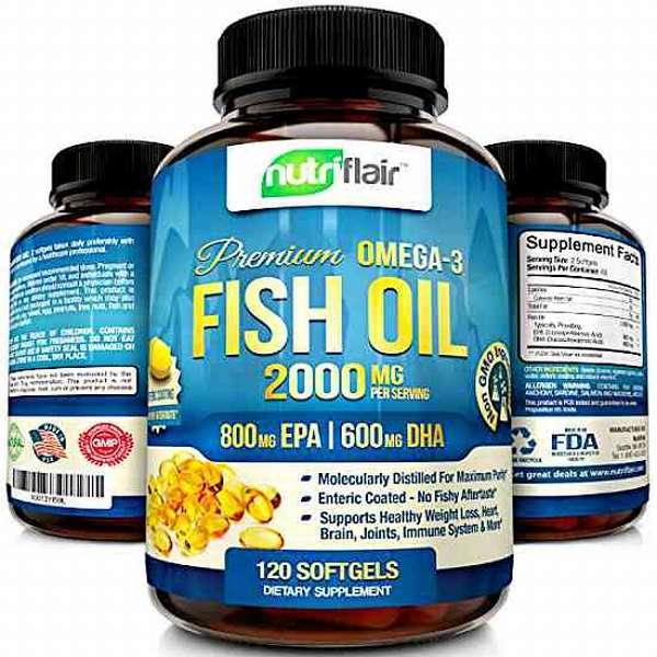Оmega-3 Fish Oil